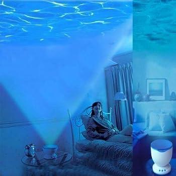 Vanz Tres Populaire Romantique Ocean Mer Vagues Daren Projecteur