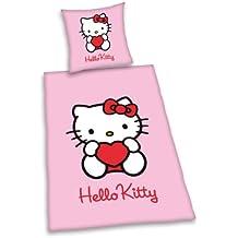 Hello Kitty Bettwäsche 100x135 Suchergebnis Auf Amazonde Für
