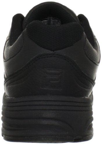 Fila Memory Workshift Rund Leder Arbeitsschuh Black/Black/Black