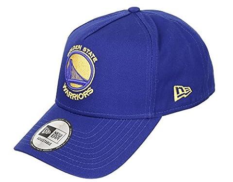 Casquette New Era – Nba Team Aframe Golden State Warriors bleu taille: Réglable