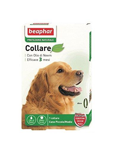 new-collare-beaphar-protezione-naturale-antiparassitario-per-cani-di-taglia-piccola-e-media