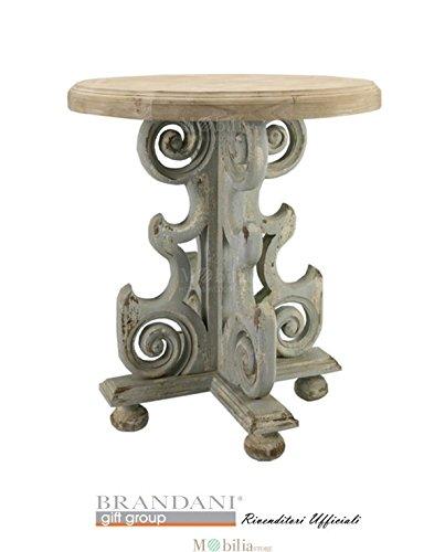 Consolle Moderne Brandani.Tavolino Salotto Moderno Legno Di Abete Brandani Negozio