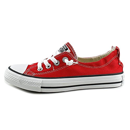 Converse - Chuck Taylor All Star Shoreline Shoreline-base toile Slip-Ox Chaussures à Varsity Red Varsity Red
