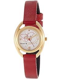 Sonata Analog Pink Dial Women's Watch - NF8960YL01J
