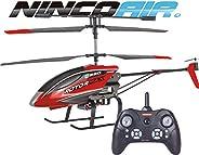 Ninco (NH90136 NincoAir-Rotormax. Helicóptero Teledirigido de Iniciación, Color Rojo, a Partir de 8 años, Tall