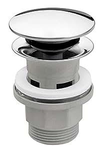 push open ablaufventil f r den waschtisch zum dr cken waschbecken abfluss ventil. Black Bedroom Furniture Sets. Home Design Ideas