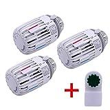 IMI Heimeier Thermostat-Kopf 6000-00.500 mit praktischer Heizkörperentlüftungsbox by kör4u (3)