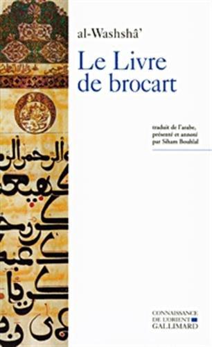 Le Livre de Brocart