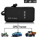 MUXAN Localizzatore GPS Tracker di veicolo in tempo reale per auto, moto, biciclette, GPS, GSM, GPRS, SMS, Chiavi antifurto GT02A
