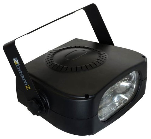 Beamz 153.280 Black – stroboscopes & Disco Lights (Black, 150 W, AC, 220 – 240)