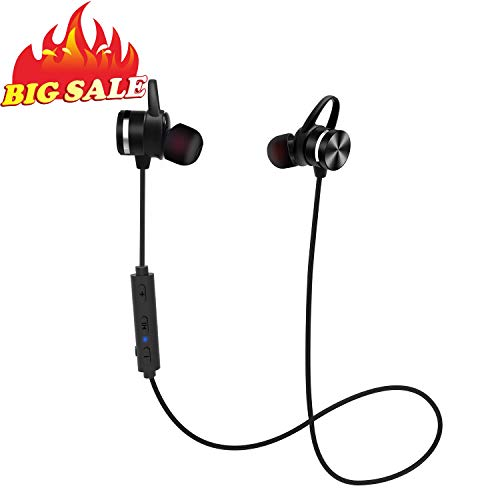 BRAVOLY Cuffie Bluetooth 4.1 in Ear in offerta a 9,6€ con coupon