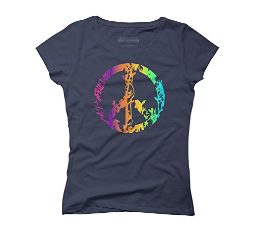 design-by-humans-camiseta-para-mujer-azul-azul-marino