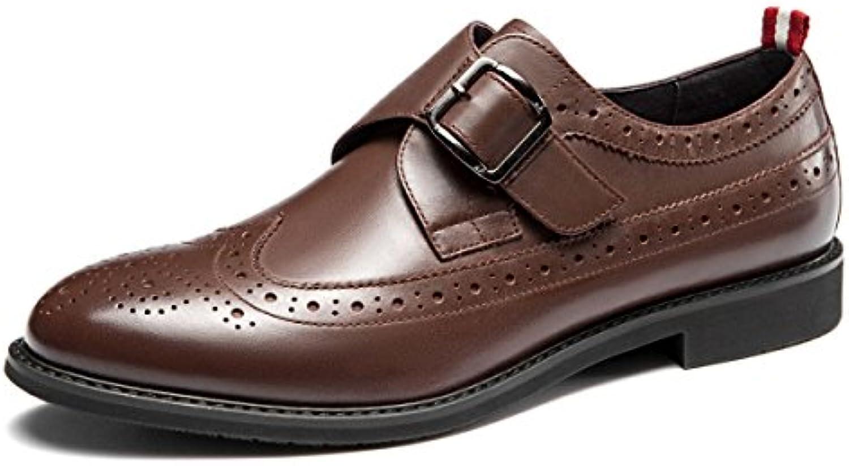 Scarpe in in in Pelle Moda Business Abiti Formali Scarpe da Uomo Scarpe Casual Scarpe da Marea | Prestazione eccellente  | Uomo/Donne Scarpa  e3167b