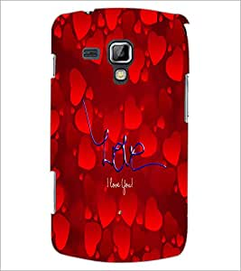 PrintDhaba Quote D-3941 Back Case Cover for SAMSUNG GALAXY S DUOS S7562 (Multi-Coloured)
