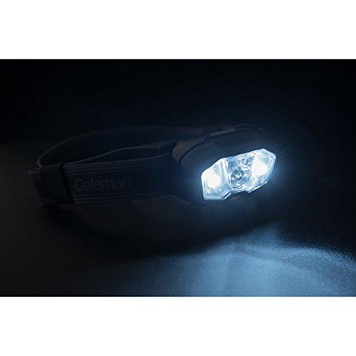 Coleman CXO+ 200 LED Headlamp with Battery Lock