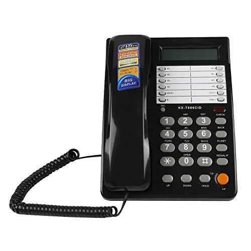 Teléfono con Cable montable en la Pared
