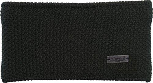 Eisglut Stirnband Free Mütze, schwarz, one size