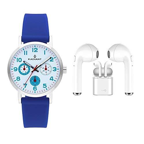 Radiant funtime orologio Unisex Analogico al Al quarzo con cinturino in Gomma RA448709