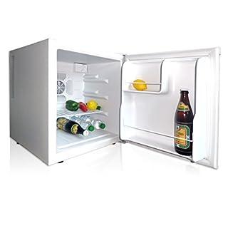 Acopino BC50A Minikühlschrank thermoelektrisch, Mini Bar 48L, freistehend,Weiß