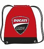 Ducati Corse Moto GP Racing Gym Tasche Logo Rot Offiziell 2018 Vergleich