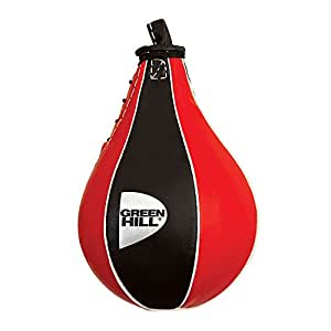 GREEN HILL PERA VELOCE BEST SPEED BALL PERETTA PELLE BOXE PUGILATO