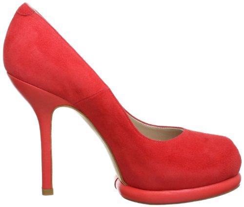 Paco Gil P-2481, Scarpe col tacco donna rosso (Rot (CORALLO))