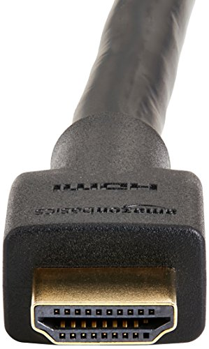AmazonBasics - Cavo HDMI 2.0 ad alta velocità, supporta Ethernet, 3D, video 4K e ARC, 7,5 m (standard più recente)