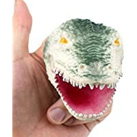 Flower205 Simulated Gray Crocodile Finger Set, Finger Toy, Storytelling Props Make the Story Vivid - Compare prices on radiocontrollers.eu