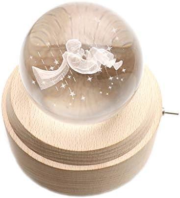 Boîte à Musique Musique Musique Boîte à Musique Boule de Cristal Boîte à Musique Cadeau de Noël créatif 03e091