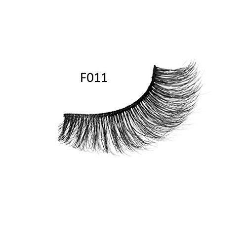 Dtuta NatüRlich 3D Nerzhaar GroßE Augen Unter 5 Euro Make-Up Set Inkl KüNstliche Wimpern Magnetisch Bunt Und Charmant