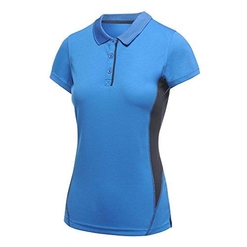 Regatta Women's Women's Salt Lake Polo Short Sleeve Polo Shirt