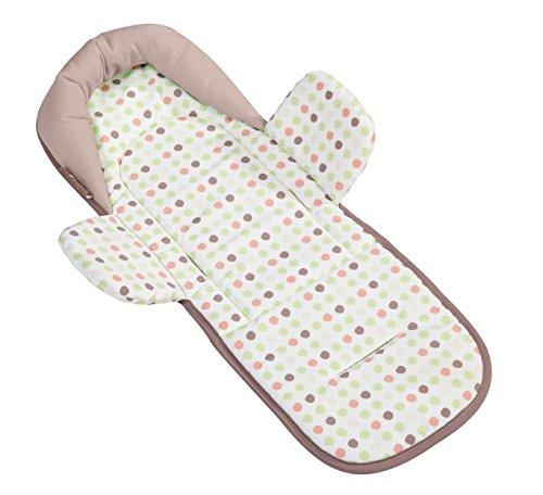 Babymoov A012416 Blase Wippersitz, braun/mandelgrün