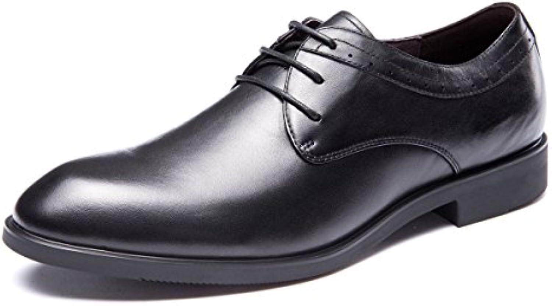 LEDLFIE Herrenschuhe Business Kleid Low Cut Komfortable Atmungsaktive Verschleißfeste  Billig und erschwinglich Im Verkauf