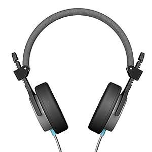 AIAIAI 07416 - Cuffie audio Capital Concrete, colore: Grigio