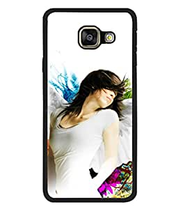 Fuson Designer Back Case Cover for Samsung Galaxy A3 (6) 2016 :: Samsung Galaxy A3 2016 Duos :: Samsung Galaxy A3 2016 A310F A310M A310Y :: Samsung Galaxy A3 A310 2016 Edition (Girl Friend Boy Friend Men Women Student Father Kids Son Wife Daughter )