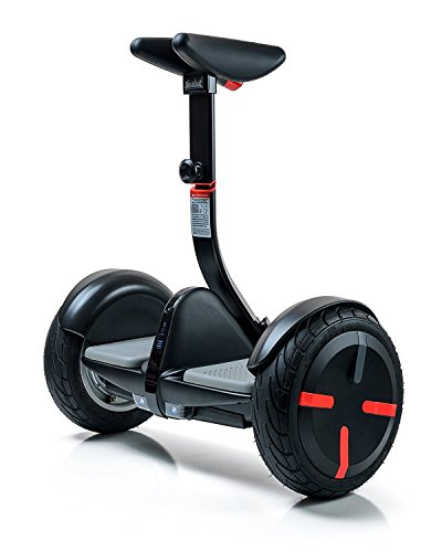Kategorie <b>Zweirad E-Board (Hoverboard) </b>, Kategorie <b>E-Scooter mit Griff / Sitz </b> - Ninebot by selbstbalancierender Mini 320, Scooter Elektro unisex-adulto M schwarz