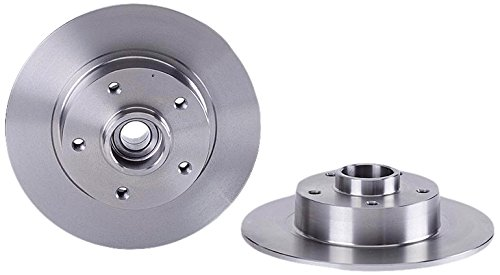 Brembo 08.B391.17 - Disco Freno con Cuscinetto Integrato (Set di 1) - Posterio