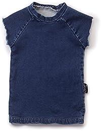 Camiseta Denim Muscle Nununu