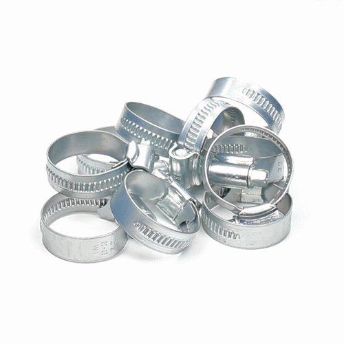 10 Schlauchschellen W1 DIN 3017 10-16 mm