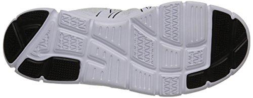 Kappa KappaUlaker - Scarpe da corsa Uomo Bianco (Bianco (White/Black))