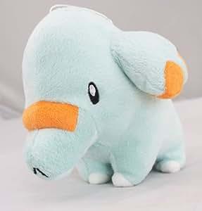 "Nintendo Pokemon Peluche Peluche Poupée animaux Phanpy 7.5 """