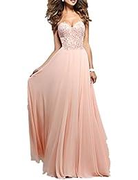 Weibes kleid mittellang