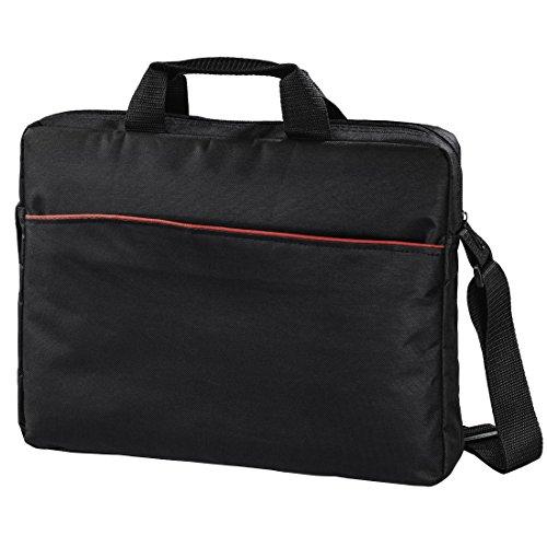 Hama Tortuga Public Notebook-Tasche für Display bis 44 cm (17,3 Zoll) schwarz