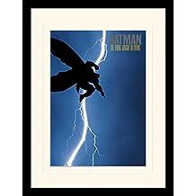 Batman - The Dark Knight Returns Póster De Colección Enmarcado (40 x 30cm)