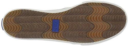 Keds Double Decker Jersey, Sneaker Basse Donna Grigio