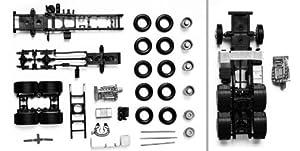 Herpa - 083546 - chasis del Tractor Mercedes-Benz Actros-axiales Agosto 3 - 2 Habitaciones