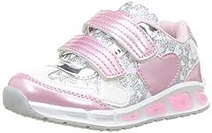 Idea Regalo - BATA 2215238, Sneaker Bambine e Ragazze, (Rosa 5), 24 EU