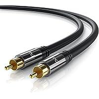 Primewire - 0,5m HQ Subwoofer Cavo | RCA Audio Cavo