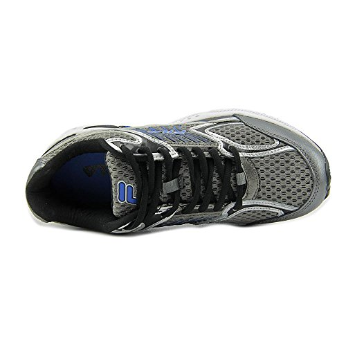 Fila Inspell Hommes Synthétique Chaussure de Course Dkslv-Blk-Prblu