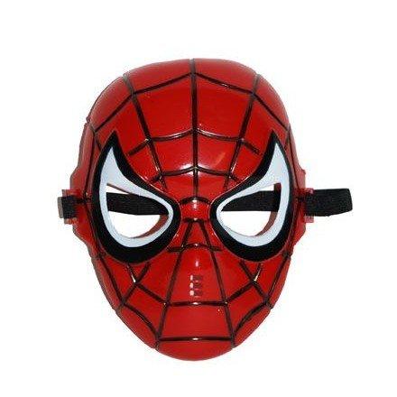 Pierro' s Artikel Zubehör Maske Spiderman
